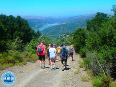 hiking holiday in Greece walking holidays individual walking holiday Greece Walking Holiday, Greece Holiday, Crete Greece, Good News, Dolores Park, Hiking, Travel, Holidays, Walks