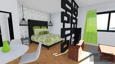 Mini Apartamento.