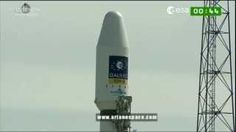 ESA - Galileo lift-off replay -  12 October 2012 - 18:15:00 GMT