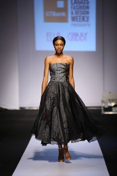 Guaranty Trust Bank Lagos Fashion & Design Week | GTBLFDW 2014 Day 3: Ella Gabby