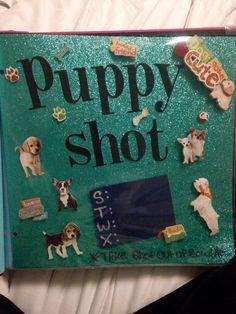 Shot book page Birthday Shots, 21st Birthday Gifts, 21 Birthday, 21st Shot Book, Shot Book Pages, 21st Bday Ideas, Birthday Ideas, Birthday Scrapbook, Practical Gifts