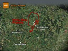 [AEM] Agnico-Eagle's Kittila Mine - YouTube