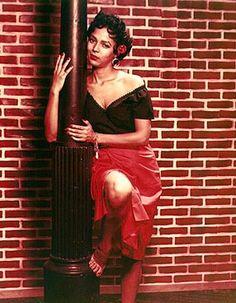 dorthy dandridge carmen jones | Virtu: Dorothy Dandridge as Carmen Jones, 1954.