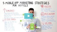 In this episode of Pulsate Academy we discuss 5 mobile app marketing strategies for hotels that can be implemented right now
