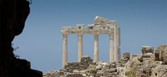 Apollon Tempel // Side