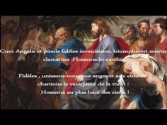 "Dimanche des Rameaux (""Palm Sunday"") ~ Procession Gregorian Chants (HD)-DE SOLEMNI PALMARUM PROCESSIONE IN HONOREM CHRISTI REGIS;/'Occurrunt turbae', antiphon for Palm Sunday/ / 'Gloria, laus et honor'-processional 820ad / --Chants des moines Bénédictins (1994) -Cantibus de Benedicti monachorum (MCMXCIV) ------------ Abbaye Saint-Martin de Ligugé - 2 place A. Lambert - 86240 Ligugé,FRANCE"