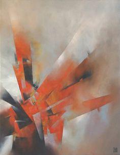 "Saatchi Art Artist Francisco Silva Torrealba; Painting, ""Box of surprises"""