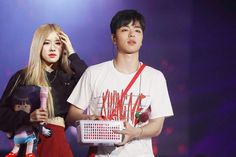Korean Couple, Ulzzang Couple, Ikon, Fangirl, Couples, Rose, Everything, Couple, Roses