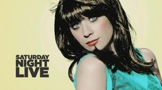 In February 2012 Zooey hosted Saturday Night Live. I WATCH SATURDAY NIGHT LIVE. | Community Post: Ten Reasons Zooey Deschanel Is My Soulmate