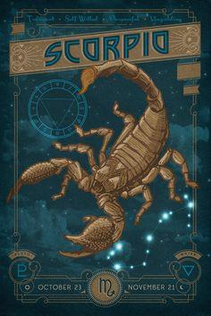 Scorpio by Ingvard the Terrible | ingvard.com