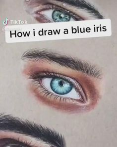 Behind The Scenes By paintingsxeverywhere Art Drawings Sketches Simple, Pencil Art Drawings, Realistic Drawings, Easy Drawings, Pretty Drawings, Colorful Drawings, Eye Drawing Tutorials, Drawing Ideas, Eye Painting