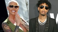 News Videos & more -  Music News - Amber Rose Gushes Over New Boyfriend 21 Savage #Music #Videos #News Check more at http://rockstarseo.ca/music-news-amber-rose-gushes-over-new-boyfriend-21-savage/