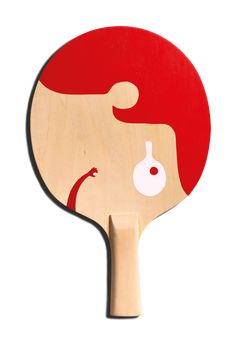 The Art of Ping Pong by Noma Bar