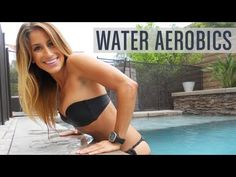 Get Fit in the Pool: Water Aerobics Workout