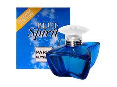 colonia  Blue Spirit    Paris Elysees Blue Spirit Perfume Feminino Eau de Toilette 100 ml ...