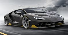 Lamborghini's new Centenario supercar costs $1.9 million but it's already sold out.