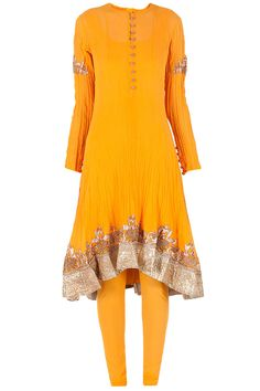 Mango embroidered kurta set available only at Pernia's Pop-Up Shop