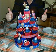 Mi padre Feliz cumpleaños love Barça