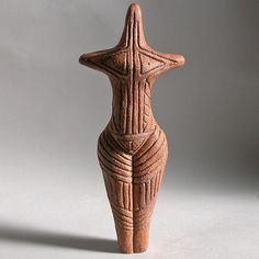 RESERVED for Gregory  Cucuteni Fertility Figure por gislebertus