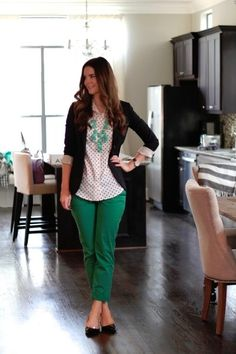 Emerald pants2013 top fashion Emerald trousersfancy Emerald pants for girls #Fashion #Emerald #pants www.loveitsomuch.com