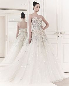 Even Single Girls Are Going to Freak Out Over These Zuhair Murad Wedding Dresses