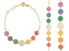 Caspita 7 Chakras, Fall Jewelry, Over The Rainbow, Precious Metals, Dangles, Sparkle, Jewels, Drop Earrings, Watches