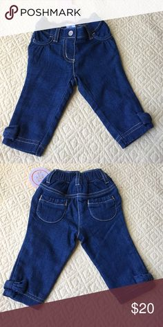 Gymboree, baby girl, size 0-3 months New with tag, stretches,  soft pants Gymboree Bottoms Casual