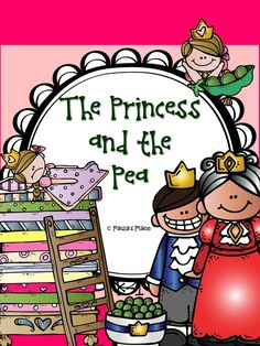 Princess and the Pea – English, Math and Craftivity (K-1) 60 pages  This set provides a small reader, English and Math tasks as well as craftivities. Your students will love learning about this fairy-tale and working through these tasks.