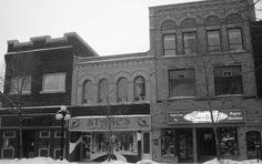 South Side of Rosser Avenue