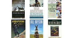 Aside from actually being there, these 50 books offer readers the chanceto experience some of history's great adventures.