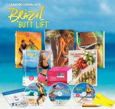Brazil Butt Lift DVD Workout - Complete DVD Collection