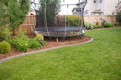 lawn edging Calgary flagstone