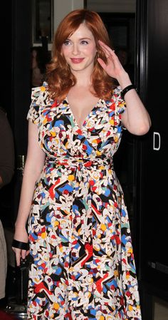 "Christina Hendricks Photos - Premiere Of Universal Pictures' ""Devil"" - Arrivals - Zimbio"