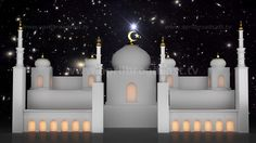 2D/3D green screen background best suited for a variety Faith-based show