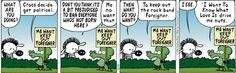 Pearls Before Swine Comic Strip, December 19, 2016 on GoComics.com
