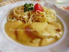 Az otthon ízei: Vadas sertésszelet spagettivel
