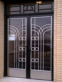 Gate And Fence Covers Superior Awning. Grill Gate Design, Window Grill Design Modern, House Main Gates Design, Steel Gate Design, Front Gate Design, Door Gate Design, New Gate Design, Door Grill, Design Industrial