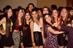 Party with my friends