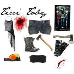 Ticci toby outfit #4