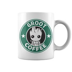 Awesome Coffee Lovers Gift for yourself Groot Coffee t-shirt tee mug necklace legging hat cap Little's Coffee, I Love Coffee, Coffee Drinks, Coffee Cups, Jesus Shirts, T Shirts, But First Coffee Shirt, Love You Papa, Mugs