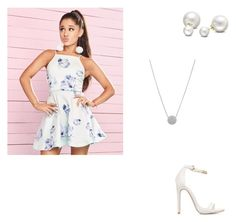 """""""Ari"""" by dramalove1234 ❤ liked on Polyvore featuring Lipsy and Allurez"""
