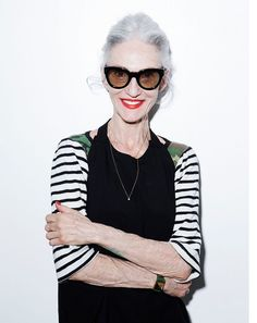Linda Rodin on Why There's No Such Thing as a Bad Hair Day via @ByrdieBeauty