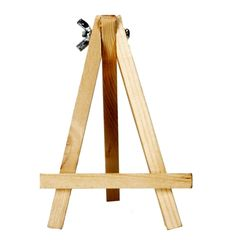 Solid Wood Mini Folding Mini Artists Easel Tripod Tabletop Picture Frame Stand