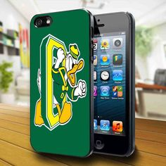 Oregon Duck, iPhone 4 Case, iPhone 4s Case,