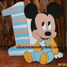Micky mouse bebe