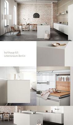 bulthaup b3: Lebensraum Berlin on Behance