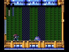 Tomahawk Man from Mega Man 6, defeated by Masterbri. Slide under his feathers, jump over his tomahawks, then hit him hard with the Plant Shield.