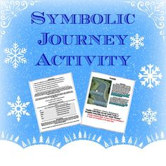 Students will take a symbolic journey that will teach them that while everyone might be imagining the same objects (symbols) their meaning changes based on the person who is holding them.  Great for teaching Symbolism in the secondary English classroom!