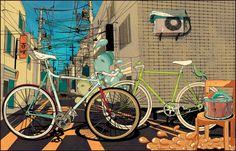 Shan Jiang - Ride Journal