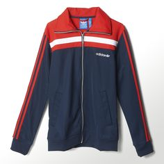 079346c98469 Europa 83 track jacket Blue Adidas, Track, Runway, Truck, Track And Field